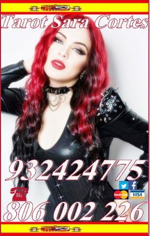 Tarot Sara Cortes 932 424 775 desde 4 15 7 20mts 9 30mts. 6