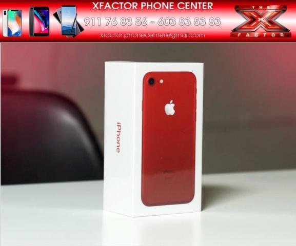 IPHONE 8 64GB NEGRO RED NUEVO PRECINTADO