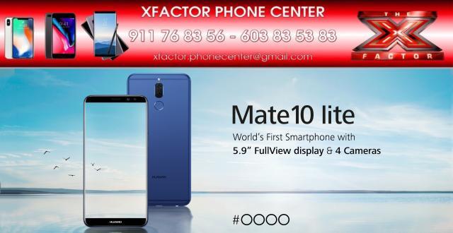 HUAWEI MATE 10 4GB 64GB BLUE NUEVO PRECINTADO