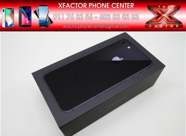 IPHONE 8 64GB GREY NUEVO PRECINTADO