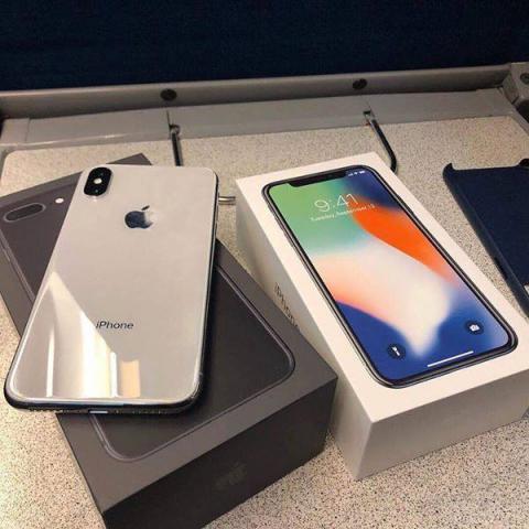 nuevo, original, desbloqueado, Apple iPhone x 256GB