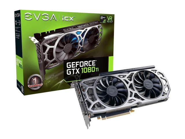 MSI GeForce GTX 1080 Ti DUKE 11G OC Graphics Card