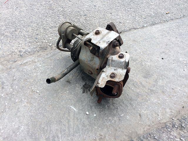 Turbo del Mitsubishi Montero