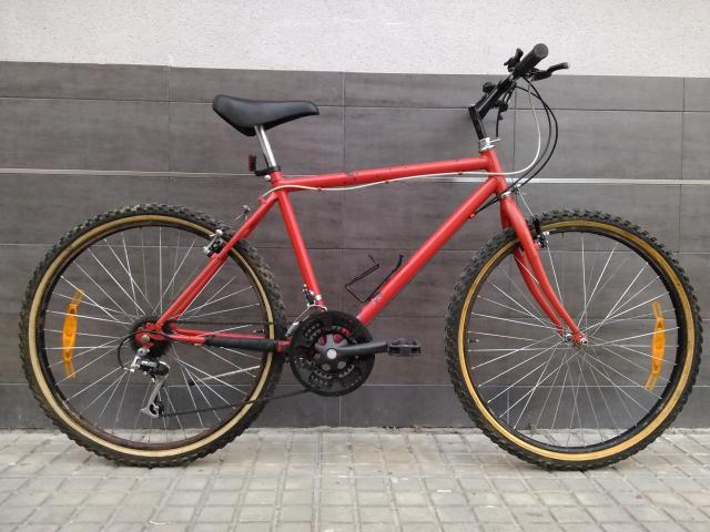 Bicicleta Colorado Ajustada