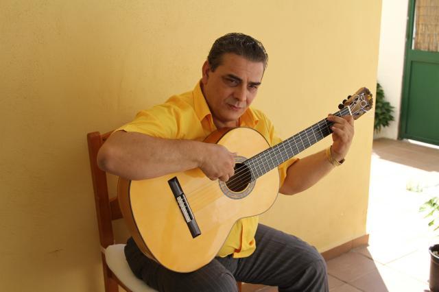 Clases de Guitarra Flamenca, Clásica, Acústica, eléctrica