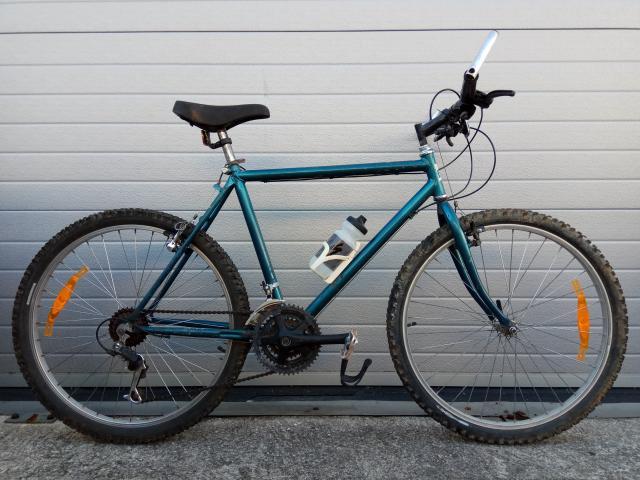 Bici Bh Fonfria Lista para Rodar