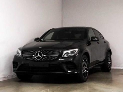 Mercedes GLC COUPE 250 4MATIC AMG