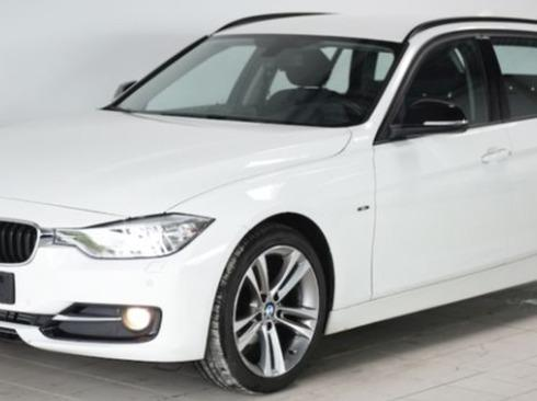 BMW Serie 3 Touring 318 dA SPORT LINE