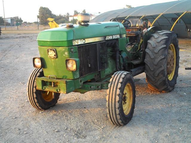 Tractor JOHN DEERE 2450