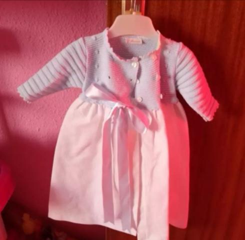 Vestidos bebé Niña talla 0_3