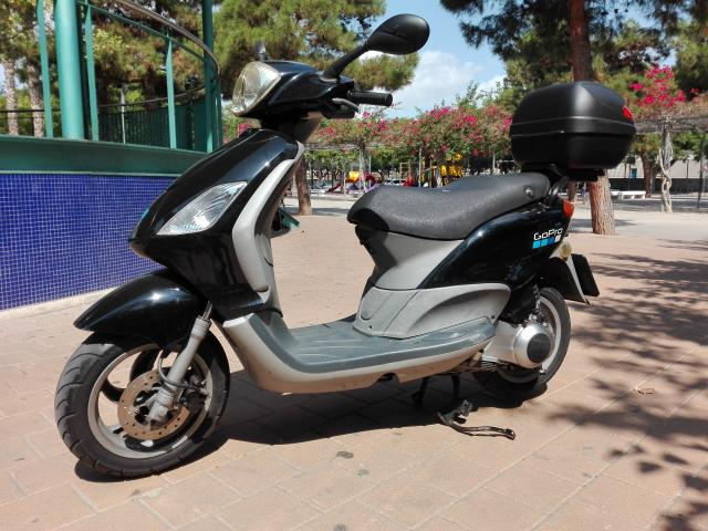 Piaggio Fly 125 C.C. Scooter 125