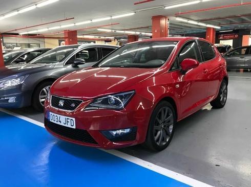 Seat Ibiza Tsi 105cv FR . XÉNON, GPS, LLANTA 17 ...