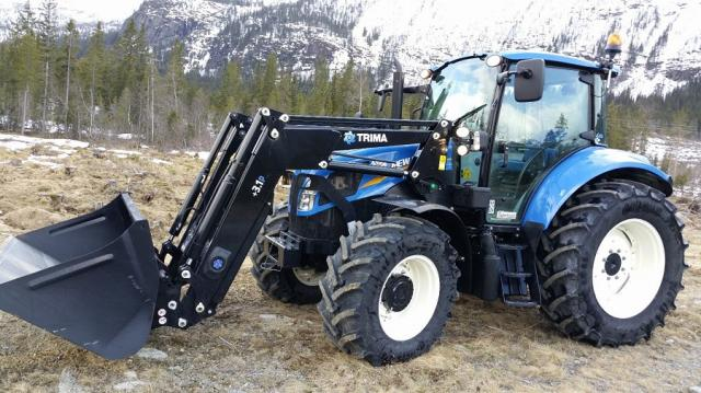 New Holland TS 135 A 2007 2500 TS 135 A 2007 TS 135