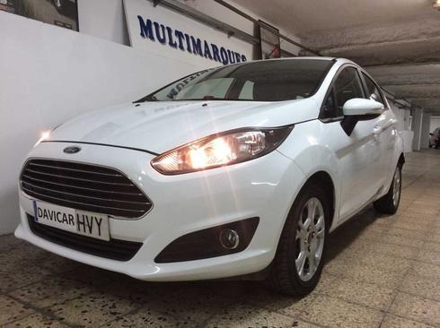 Ford Fiesta 1.5 TDCI TREND IMPECABLE FINANCIACION AL 6,95%