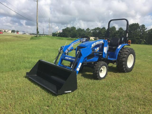 Tractor New Holland Wz3z3