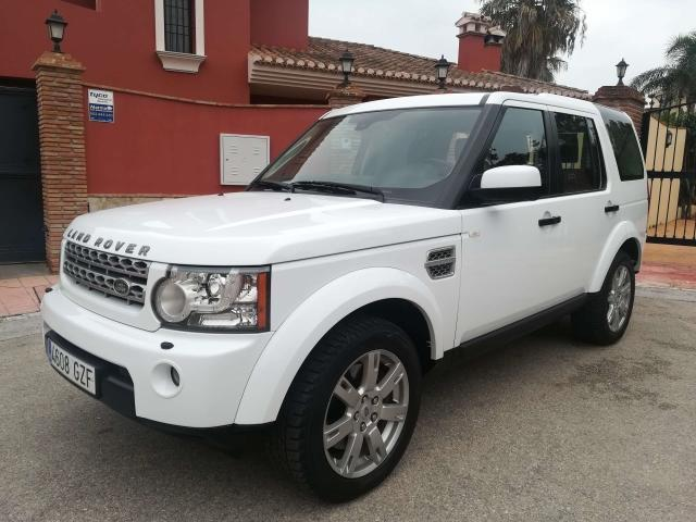Land-Rover Discovery 3.0SDV6 SE Aut.