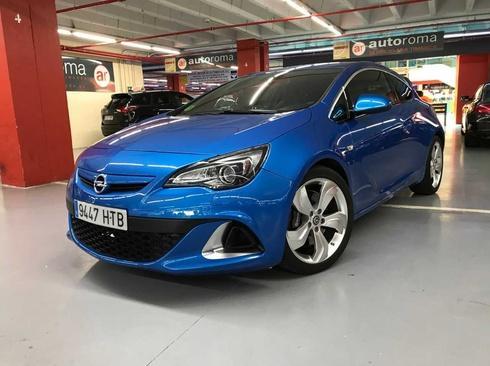Opel Astra GTC 2.0T OPC 280cv. IMPECABLE ESTADO!!!