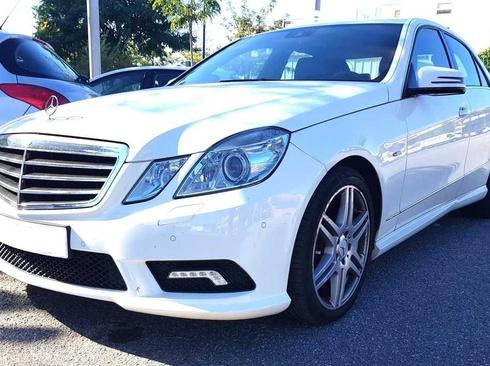Mercedes Clase E 220 CDI BE Aut. AMG LINE