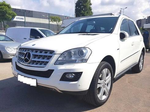 Mercedes Clase M ML 300 CDI BE 4M LIBRO DE MANTENIMIENTO COMPLETO