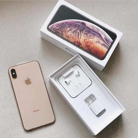 Apple iPhone xs mas 512GB Nuevo