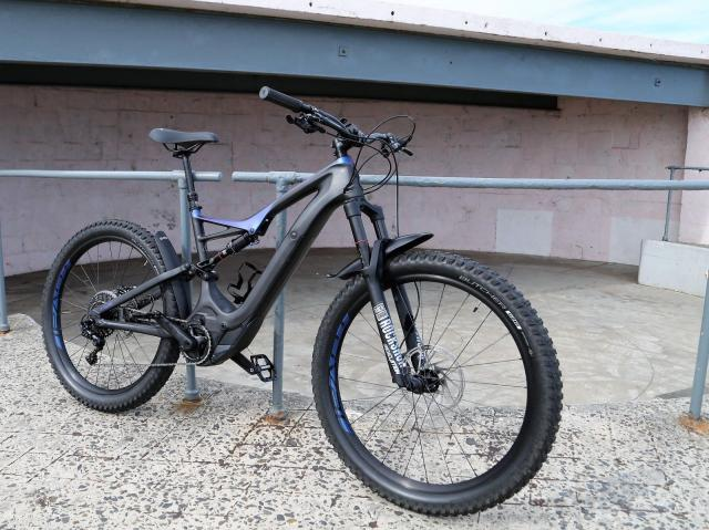2018-Specialized Turbo Levo FSR Taglia-L