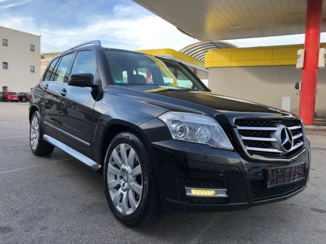 Mercedes-Benz GLK 250 CDI 4-Matic BE