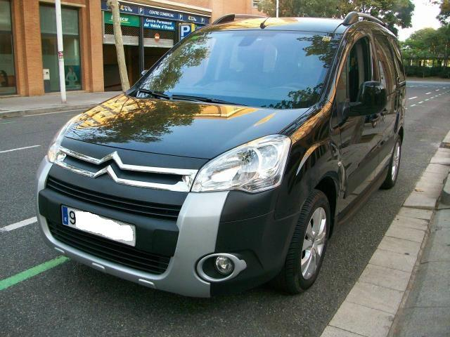 Citroen Berlingo Combi 1.6HDI XTR Plus
