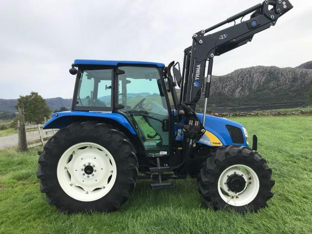 New Holland T 5040 ( 4.000 ) 5040 T