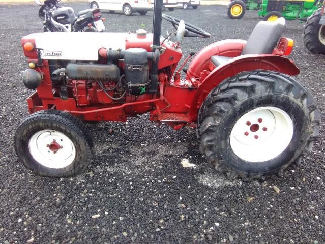 Mini tractor ASTOA MATRICULADO