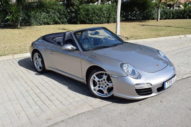 Porsche 911 911 Carrera Cabrio