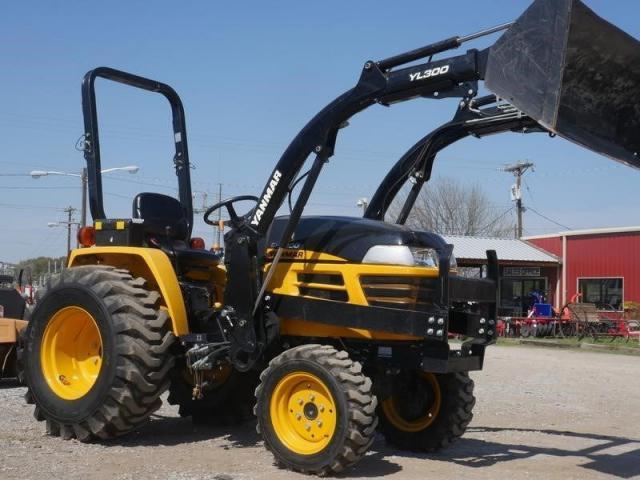 Yanmar EXc32c00E tractor