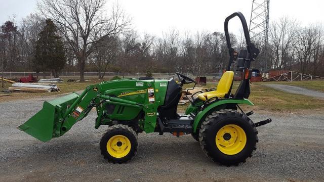 Tractor John Deere C23c20