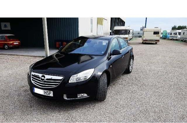 Opel Insignia ST 2.0CDTI Excellence S