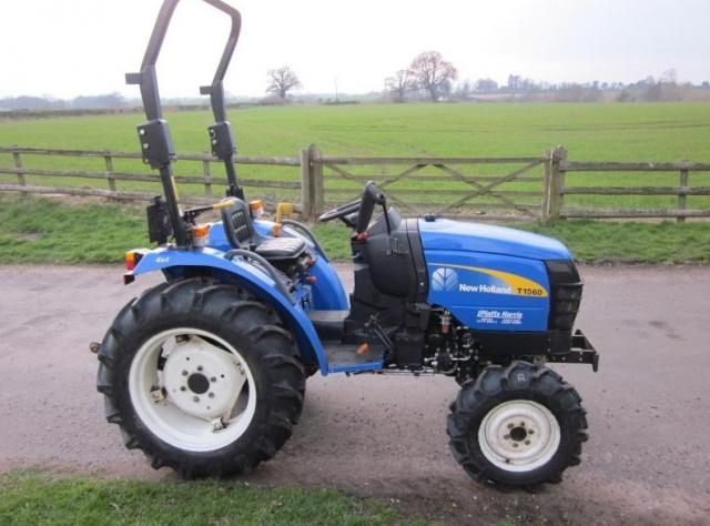 New Holland T1560 4WD