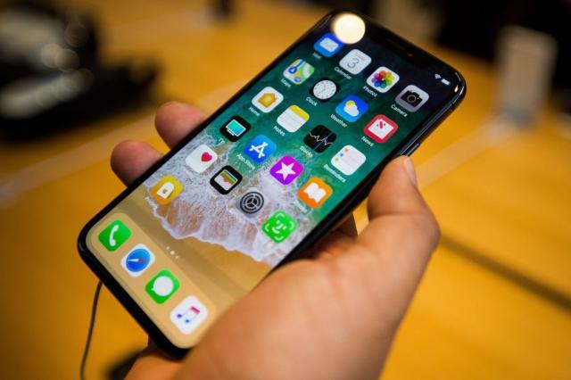 Limpia el iPhone X,256GB para la venta
