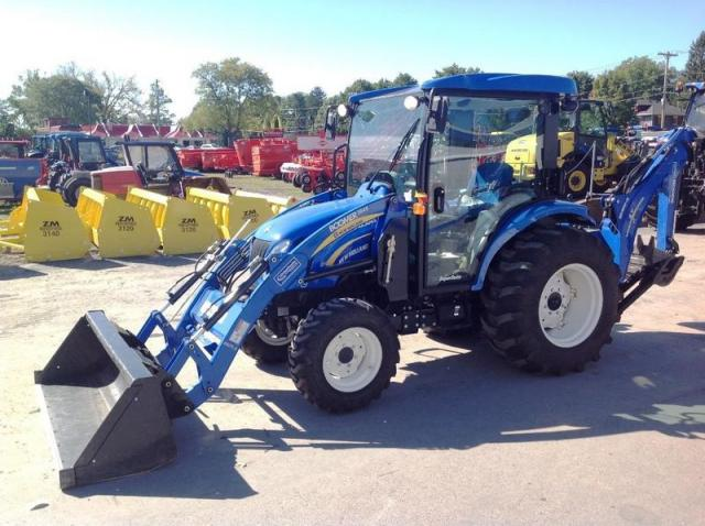 New Holland BOOMER 3c04c5 tractor