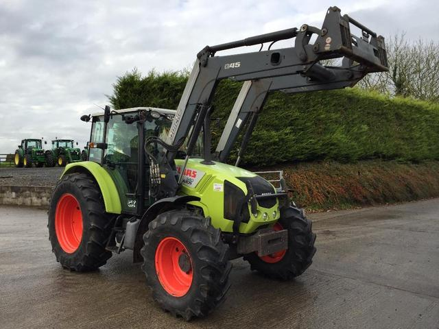 Tractor CLAAS AXOS CcXc340