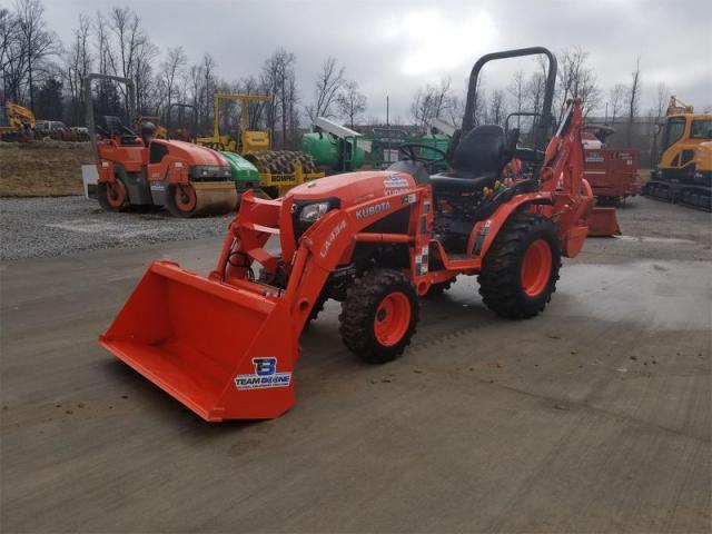 Kubota B26cIc01 tractor