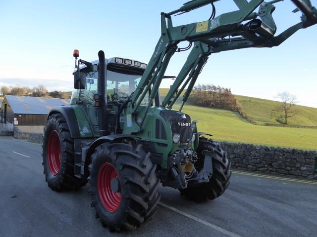 Fendt 4z1z5 Vario tractor