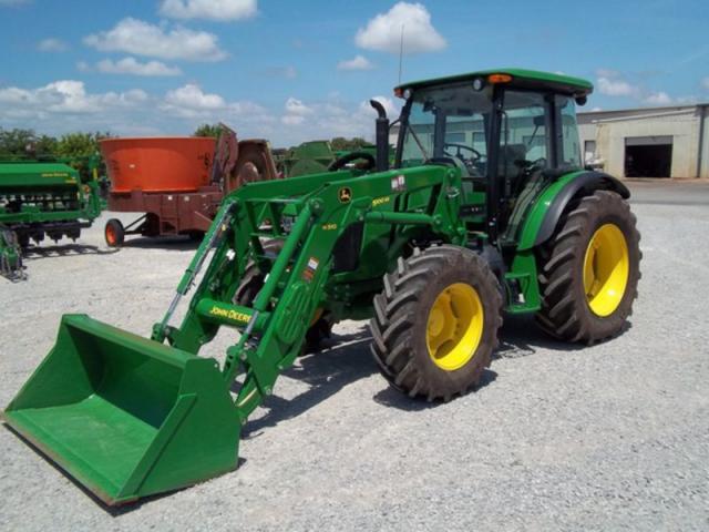 Tractor John Deere 5c10c0R