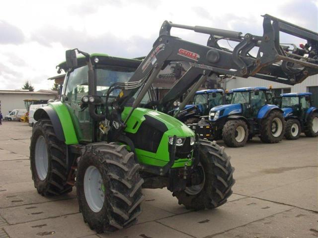 Tractor Deutz-Fahr 51c20Rc