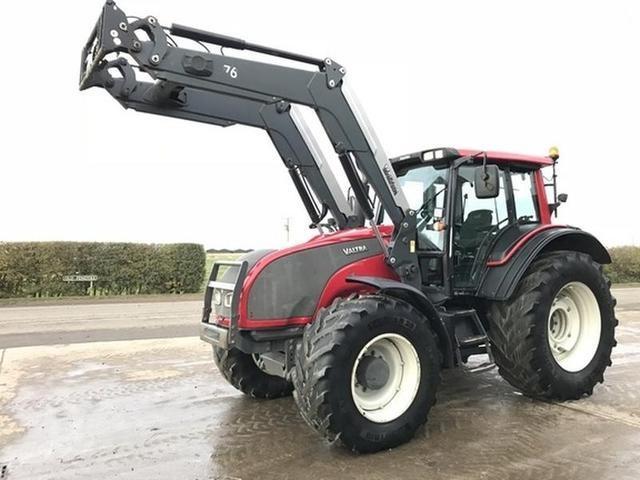 tractor VALTRA T1c91