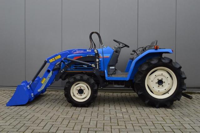 Tractor Iseki Sial 21FcV