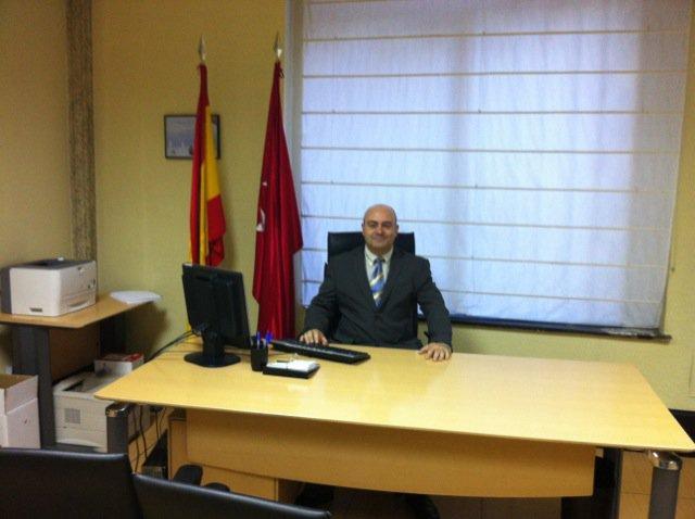 Alfonso Rojas Bueno. Profesor de Informática. Clases Particulares
