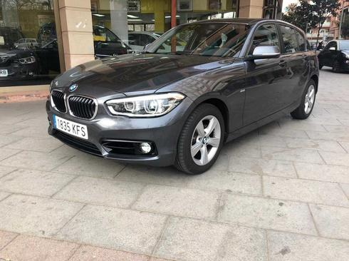 BMW Serie 1 1.8D BMW 118D SPORT 2017