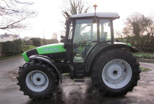 Deutz Agrofarm 100GS 4WD