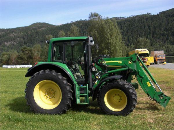 John Deere 6430 Premium Año: 2009 5500