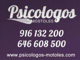 Psicologos colegiados en Mostoles.