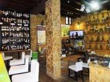 Tienda de degustacion  en zona turistica de Barcelona