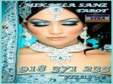 Tarot Mikaela Sanz 918 371 235 desde 5€ 10mts, 10€ 20mts y 15€ 30
